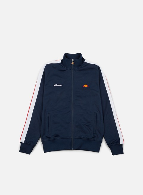 felpe ellesse cervino track top dress blues