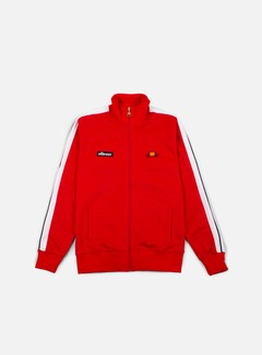 Ellesse - Cervino Track Top, True Red 1