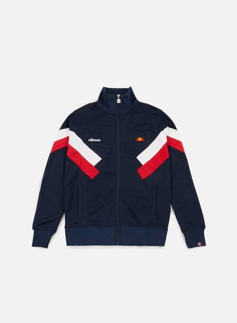 felpe ellesse chierroni track top dress blues