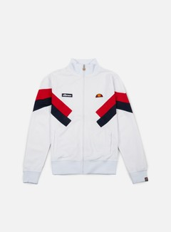 Ellesse - Chierroni Track Top, Optic White 1