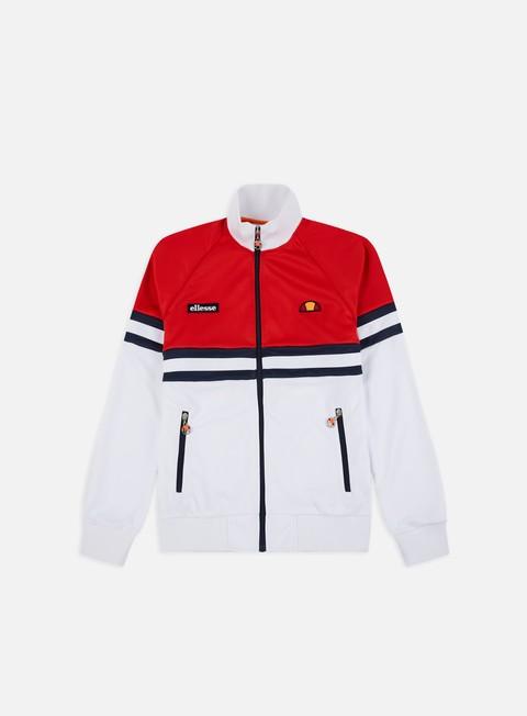 Outlet e Saldi Track Top Ellesse Full Zip Insetrs Jacket