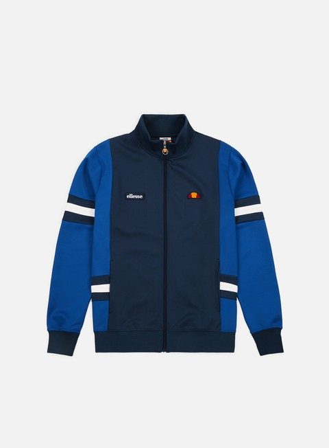 felpe ellesse galturg track top dress blues