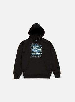 Famous - Connected Hoodie, Black 1