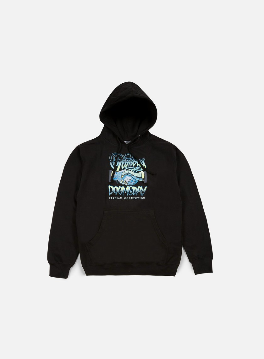 Famous Connected Hoodie
