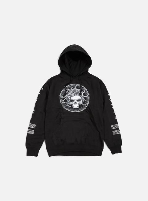 felpe famous onlooker hoodie black