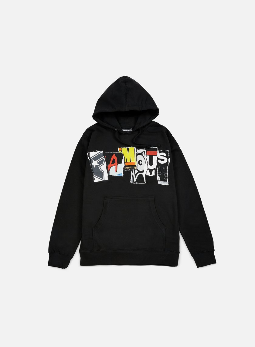 Famous Trashed Hoodie