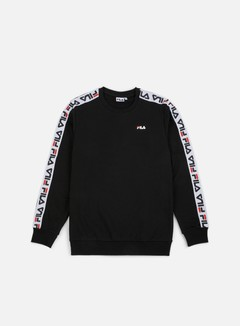 Fila - Aren Crewneck, Black