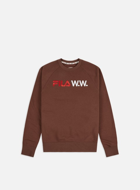 Crewneck Sweatshirts Fila Arthur Crewneck