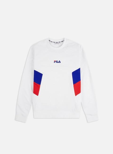Sale Outlet Crewneck Sweatshirts Fila Baker Crewneck