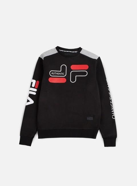 Sale Outlet Crewneck Sweatshirts Fila Cappi Crewneck