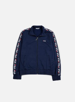 Fila - Champ Track Jacket, Black 1