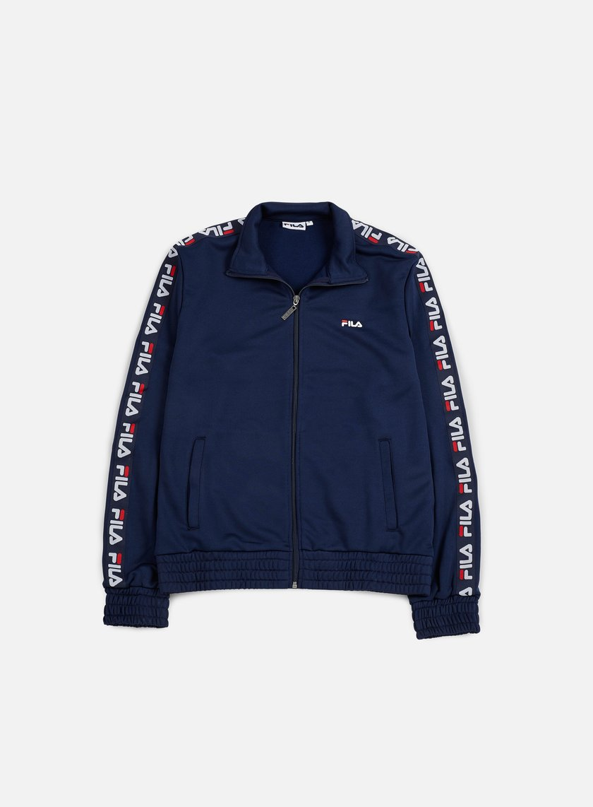 Fila - Champ Track Jacket, Black