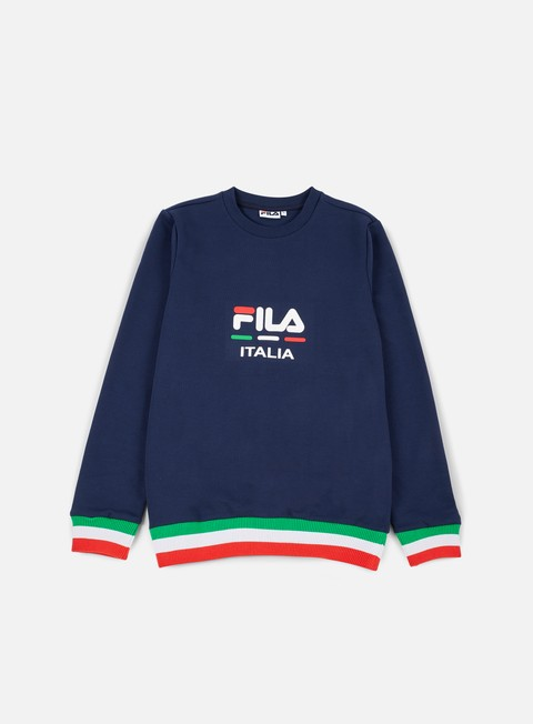 Sale Outlet Crewneck Sweatshirts Fila Cody Crewneck