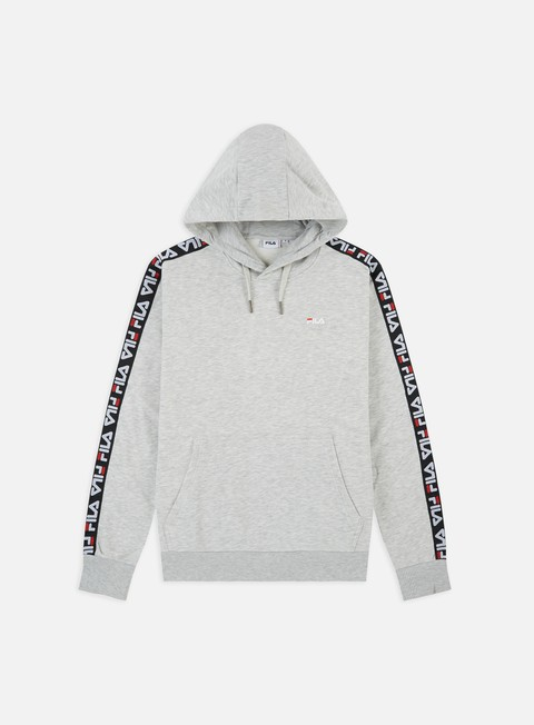 Outlet e Saldi Felpe con Cappuccio Fila David Taped Hoodie
