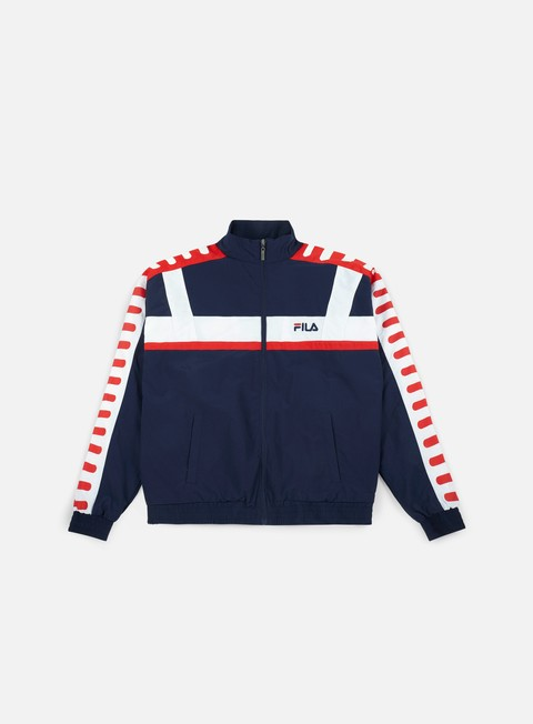 Light Jackets Fila Devin Woven Jacket