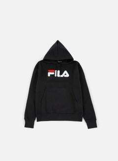 Fila - Essential Hoodie, Black 1
