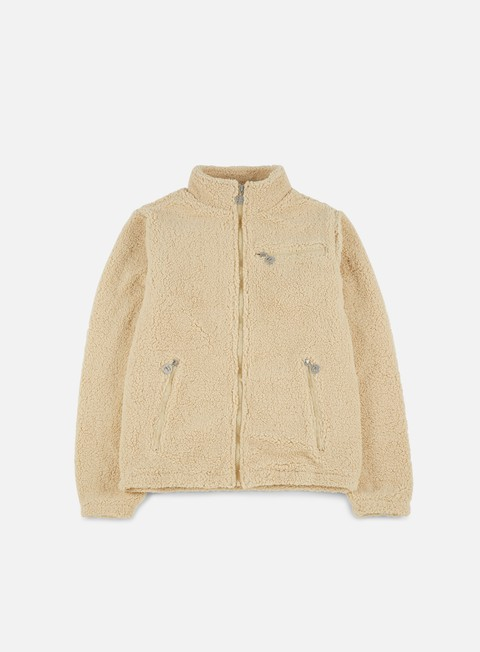 Zip Sweatshirts Fila Finlay Sherpa Fleece