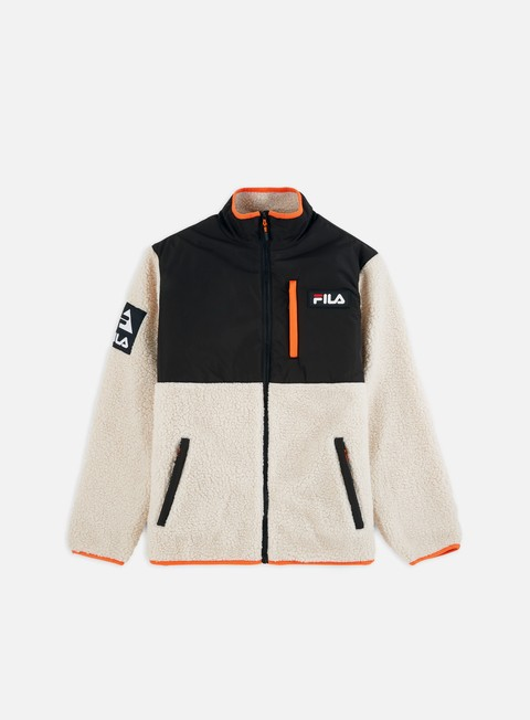 Felpe con Zip Fila Hadi Fleece Jacket