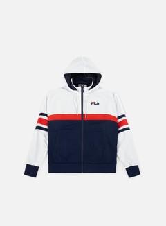 Fila Hansen Half Mesh Track Jacket