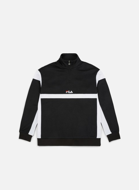 Outlet e Saldi Track Top Fila Herron Half Zip Track Top