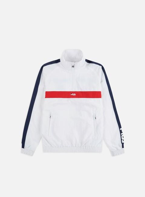 Outlet e Saldi Track Top Fila Jona Woven Half Zip Jacket