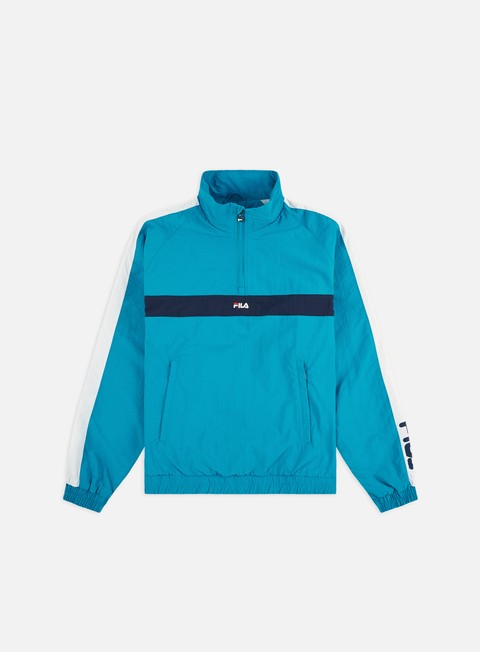 Outlet e Saldi Track Top Fila Jona Woven Half Zip Jacket