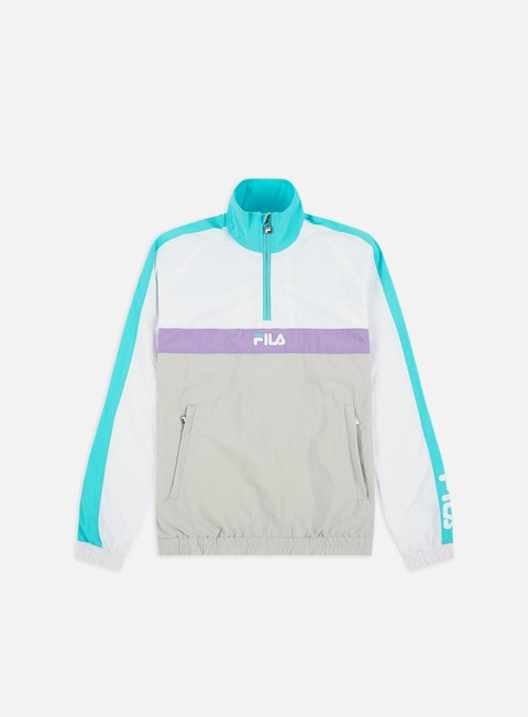 Track Top Fila Jona Woven Half Zip Jacket