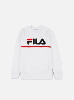 Fila - Jun Crewneck, Bright White 1