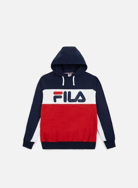 Hooded Sweatshirts Fila Logo Hoodie