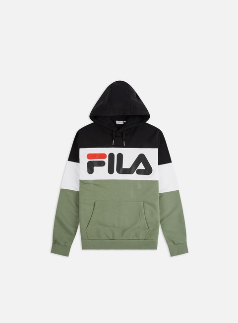 Fila Night Blocked Hoodie