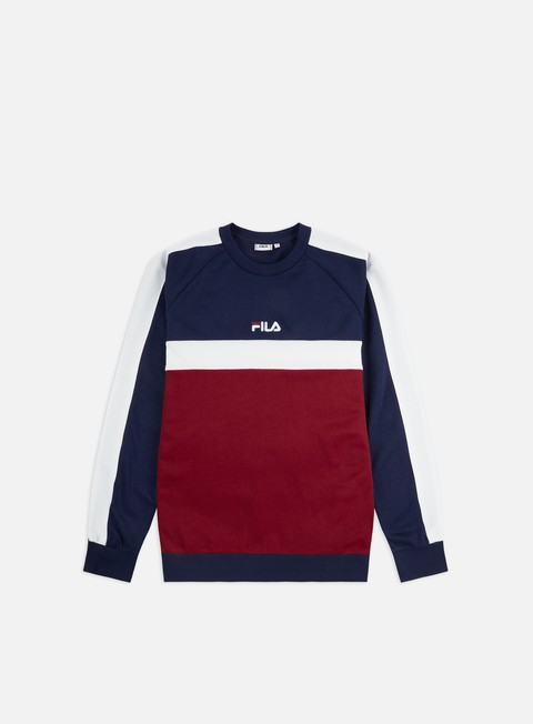Crewneck Sweatshirts Fila Paavo Crewneck