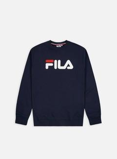 Fila - Pure Crewneck, Black Iris
