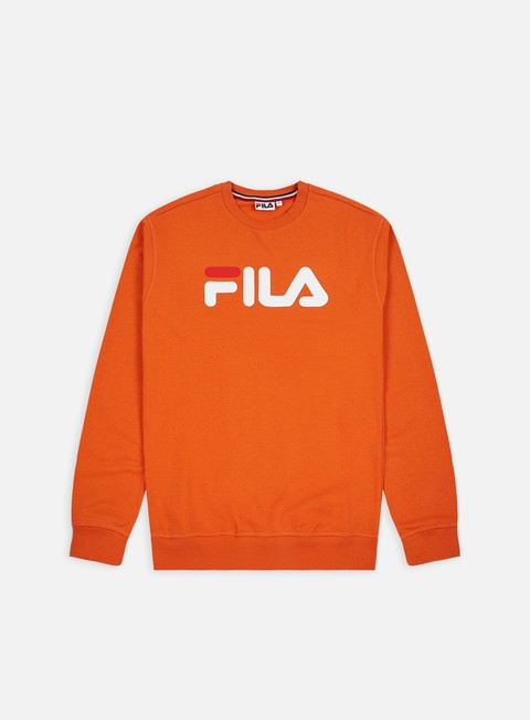 Sale Outlet Crewneck Sweatshirts Fila Pure Crewneck
