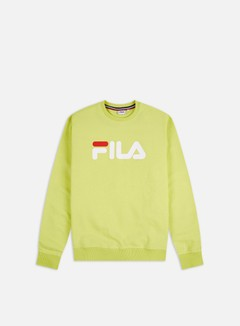 Fila - Pure Crewneck, Limelight