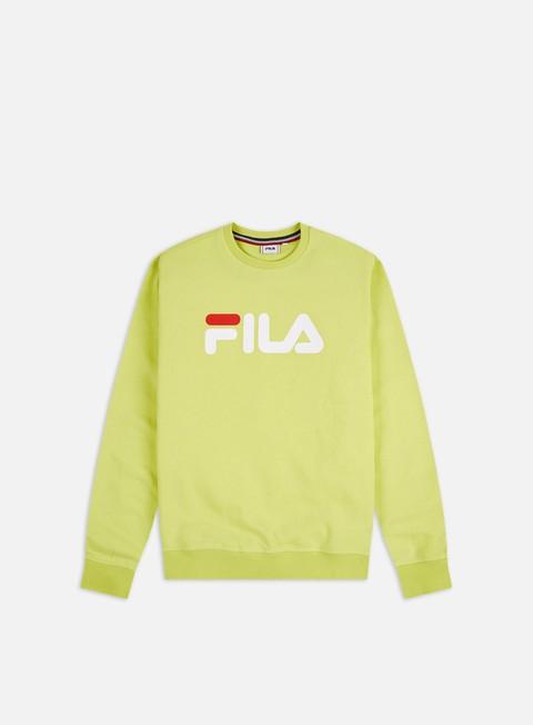 Sale Outlet Crewneck Sweatshirts Fila Pure Crewneck