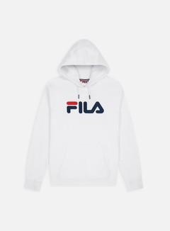 Fila - Pure Hoodie Kangaroo, Bright White