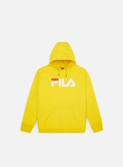 Fila - Pure Hoodie Kangaroo, Empire Yellow