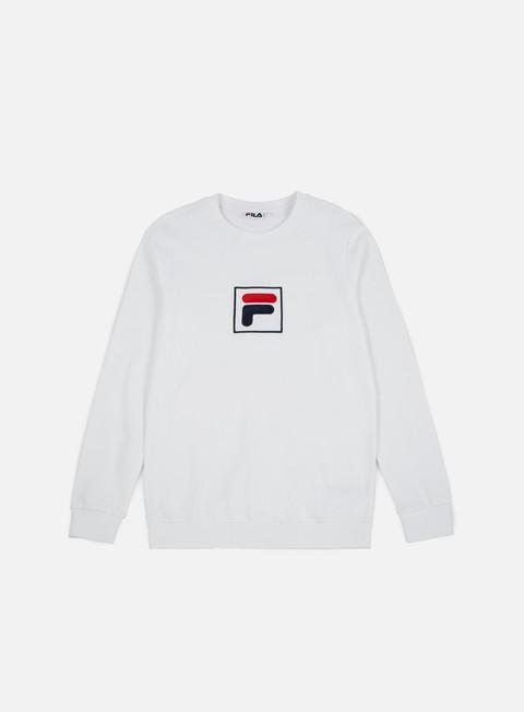 Crewneck Sweatshirts Fila Rian Crewneck