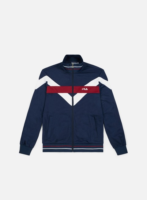Outlet e Saldi Track Top Fila Sages Track Jacket