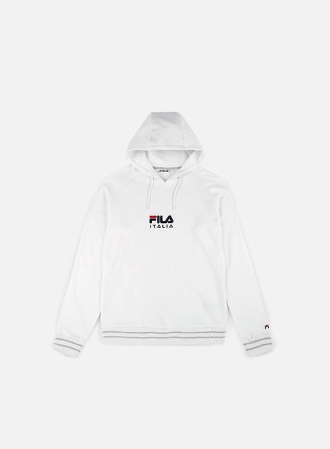 felpe fila scott hoodie bright white
