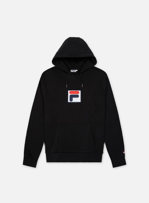 felpe fila shawn 2 hoodie black