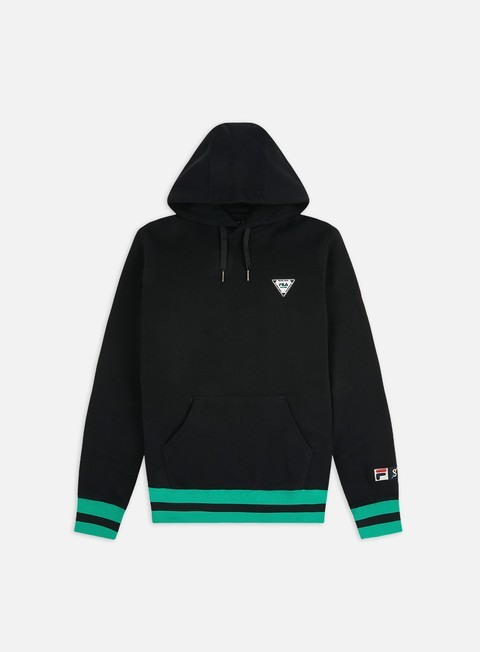 Hooded Sweatshirts Fila Spectrum Corporate Hoodie