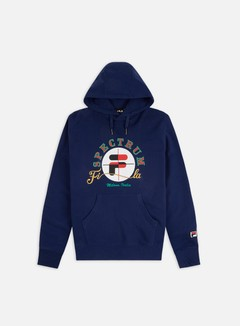 Fila - Spectrum Power Hoodie, Navy Blue