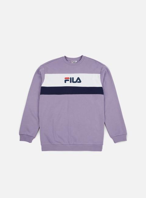 Crewneck Sweatshirts Fila Steven Crewneck