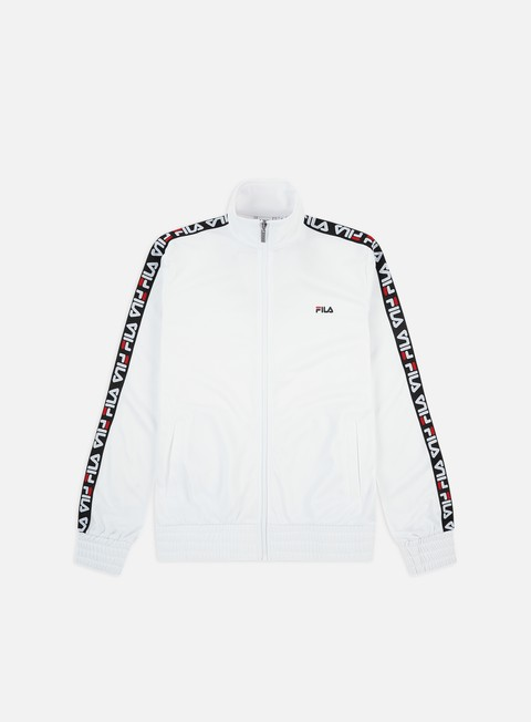 Track Top Fila Tape Track Jacket