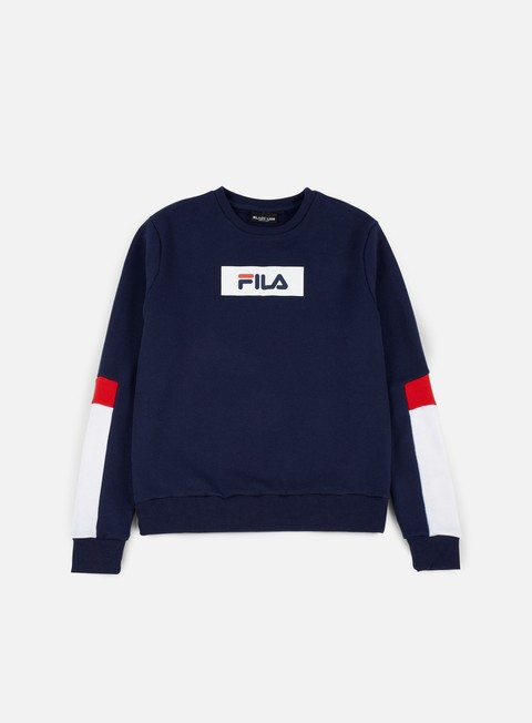 felpe fila tommy fashion crewneck peacoat