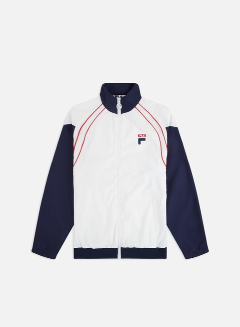 Outlet e Saldi Track Top Fila Vaughin Track Jacket