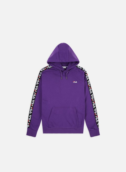 Sale Outlet Hooded Sweatshirts Fila WMNS Clara Hoodie
