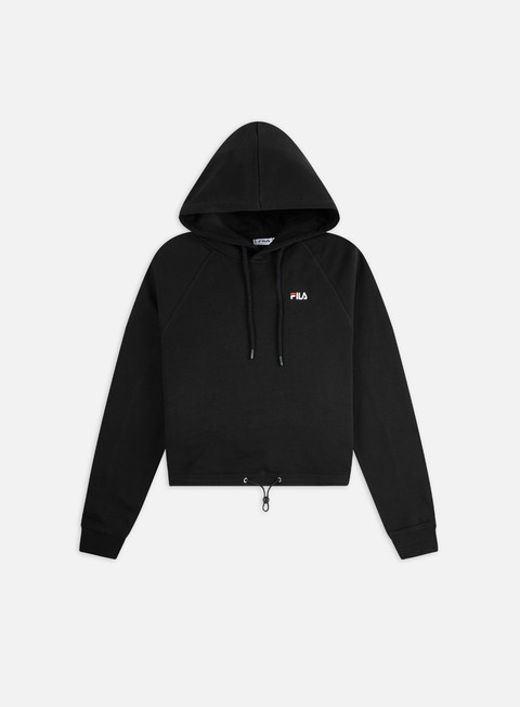 Fila WMNS Elaxi Cropped Hoodie