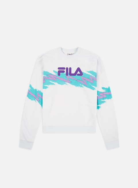 Fila WMNS Justyna Buttoned Crewneck